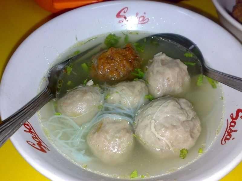 Resep Kuah Bakso Resep Bakso Masakan Indonesia