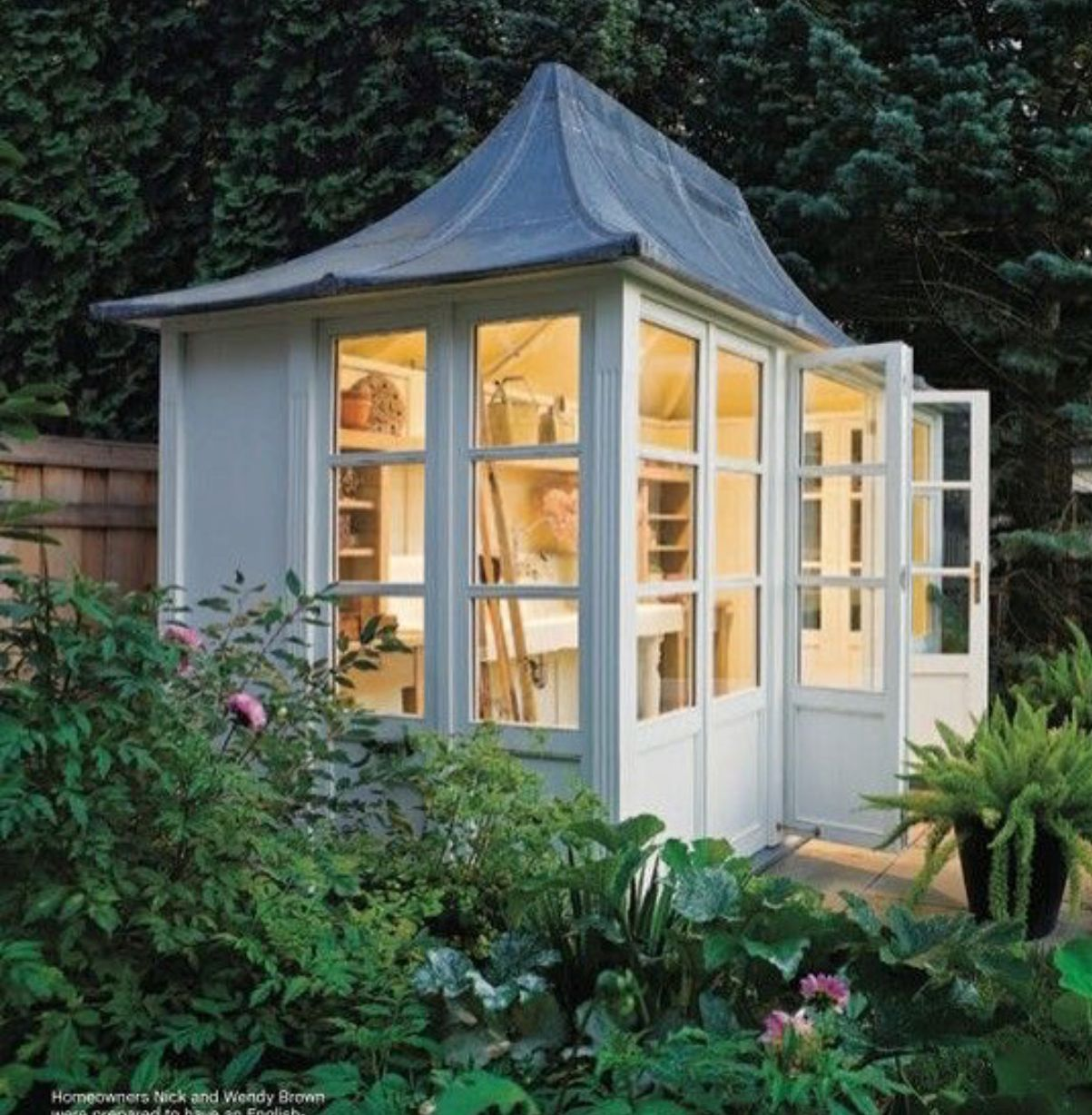 Pin by Christa Conklin on Pool house Garden buildings