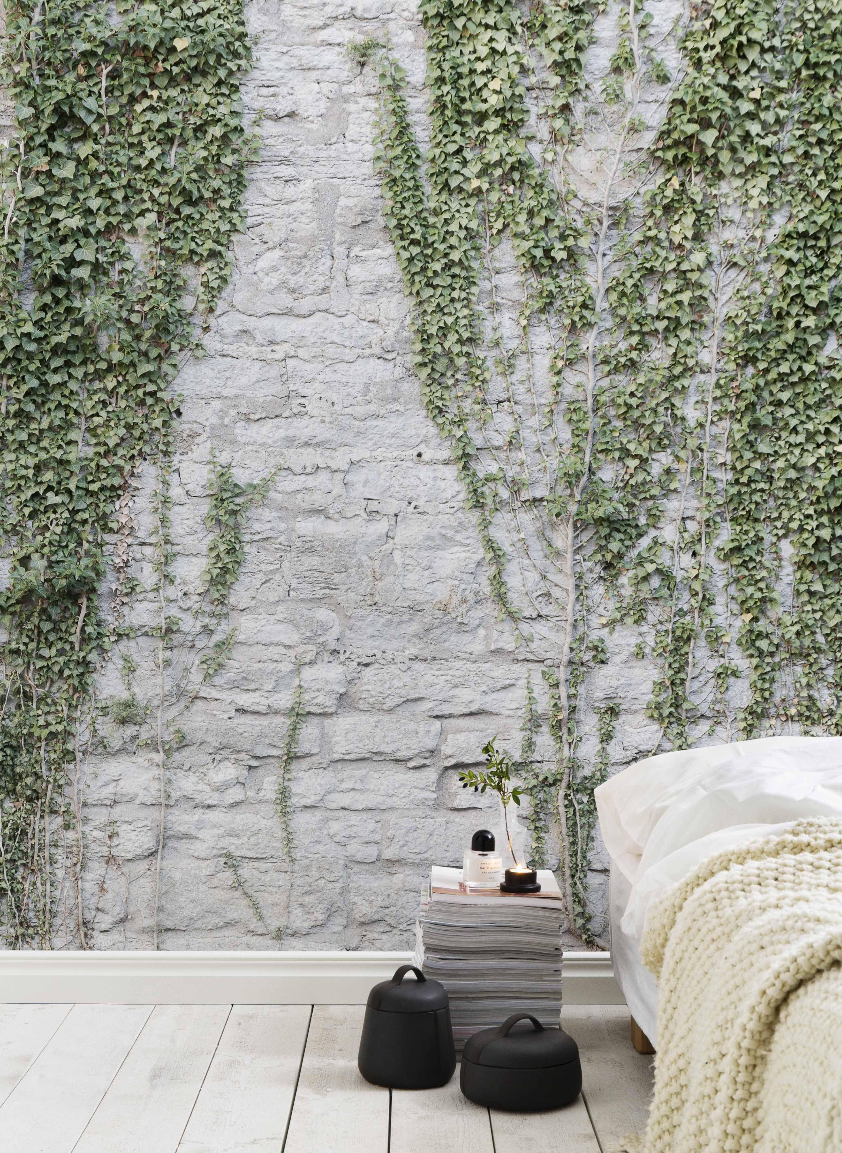 Brick Wallpaper Decorating Ideas Stylish Ways To