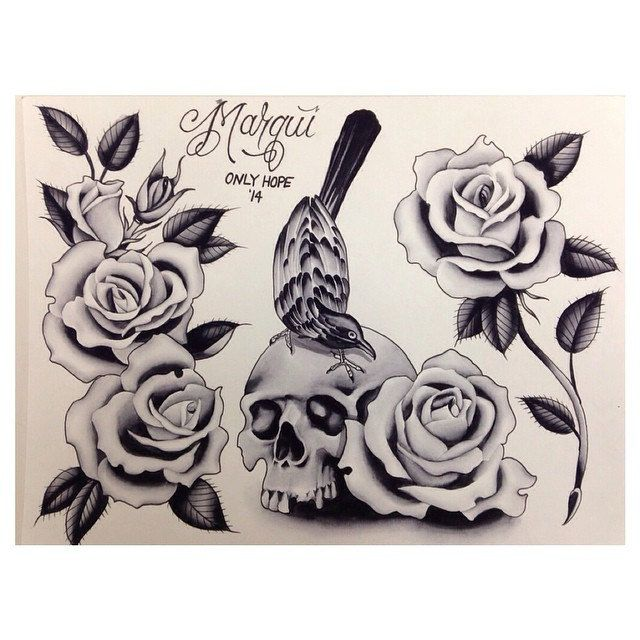 tim hendricks rose tattoo - Google Search | Roses and Flowers ...