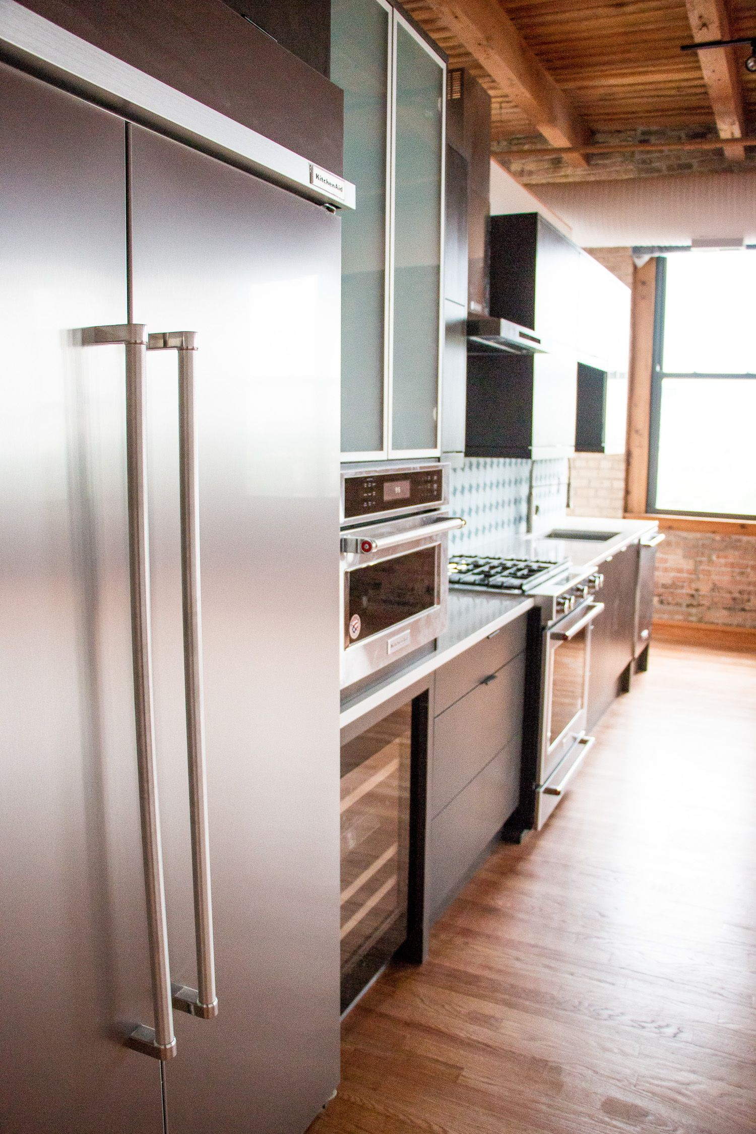 Pin by remodeling on loft condo remodel s green st chicago