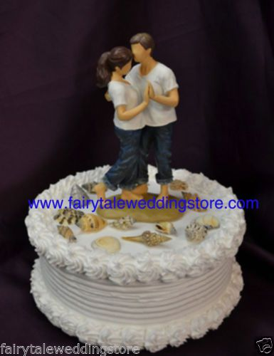 Forever In Blue Jeans First Dance Willow Tree Figurine Wedding Cake Topper NIB