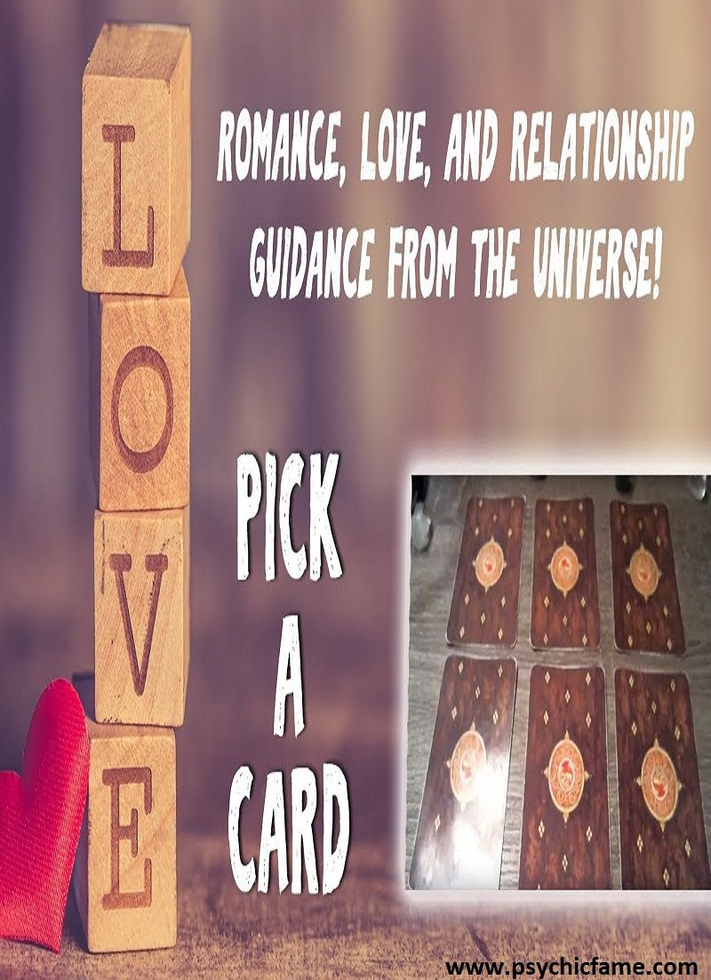 Pick A Card Romance Love And Relationship Guidance From The