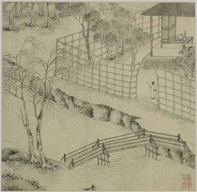 Wen Zhengming Garden Of The Inept Administrator China Ming Dynasty 1368 1644 The Metropolitan Museum Of Art Chinese Painting Art Ancient Chinese Painting