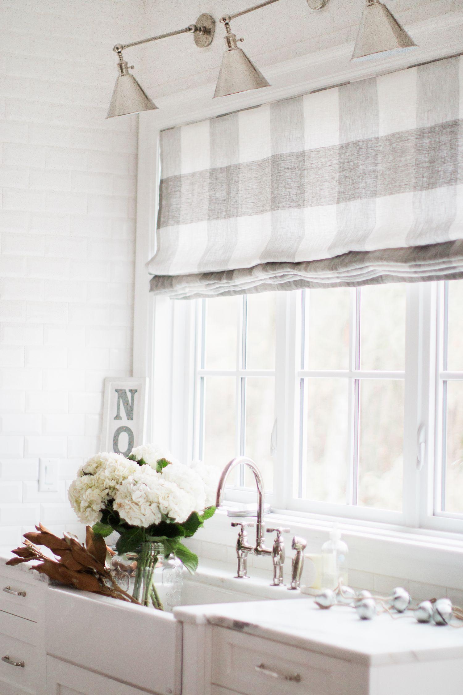 Low window behind kitchen sink  pin by agata errata on wewnątrz  pinterest  home kitchen and