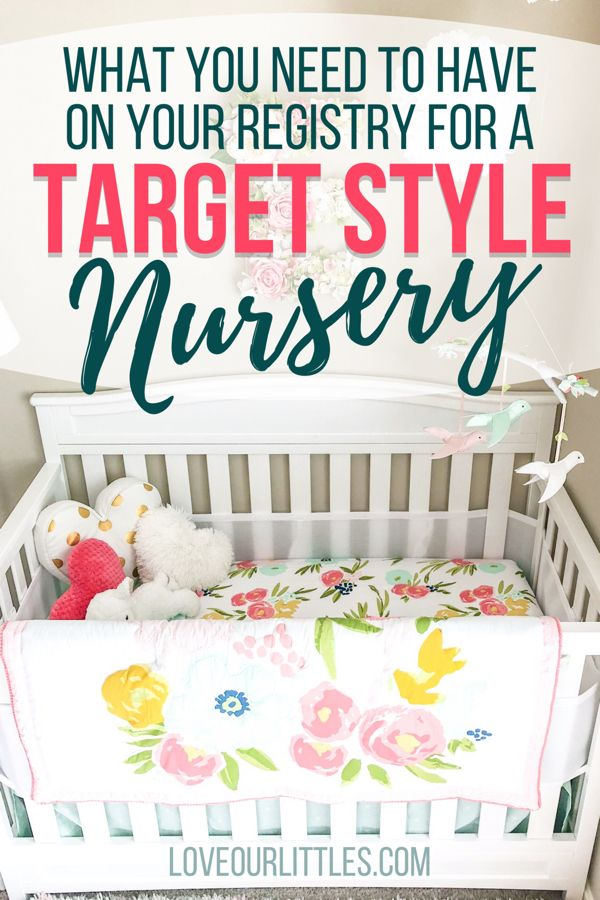 Ultimate List of Baby Registry Must-Haves for Target ...