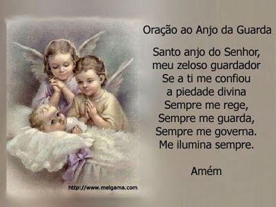 Oracao Ao Anjo Da Guarda 2 Outubro Dia Do Anjo Da Guarda Oracao