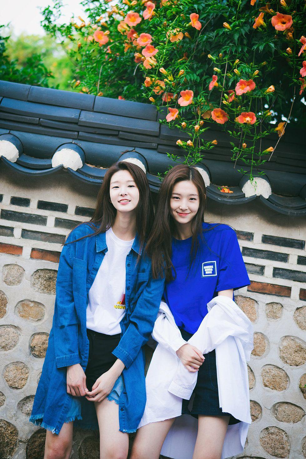 Koreanmodel Street Style Project   @seoooohyeon0821, @seooooyoon0821   Page