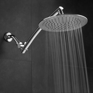 Victorian 10 Inch Rain Fall Shower Head With Images Rainfall