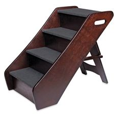 Animal Planet Wooden Pet Stairs Bed Bath Beyond Zeke Needs