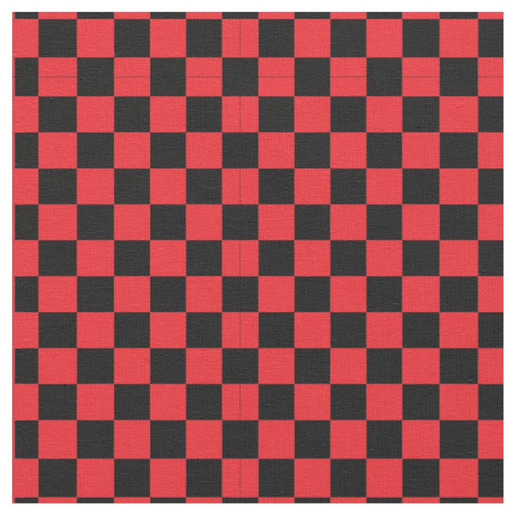Black Red Checker Pattern Fabric Red Checkered Dark Red Wallpaper Black And Red