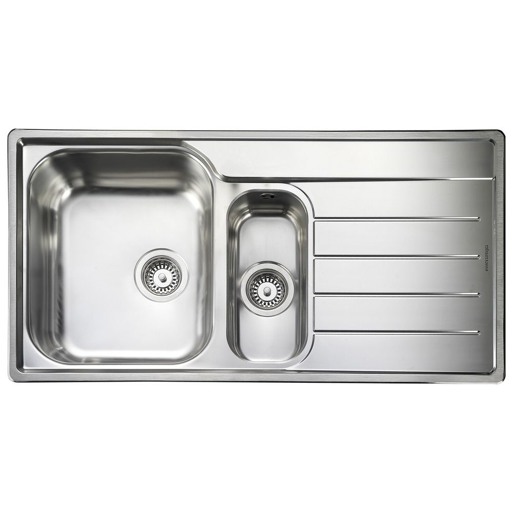 Rangemaster Kitchen Sinks Stainless steel kitchen sinks google search beach house buy rangemaster oakland bowl brushed stainless steel kitchen sink rh from taps uk uks specialist kitchen sinks and taps supplier workwithnaturefo