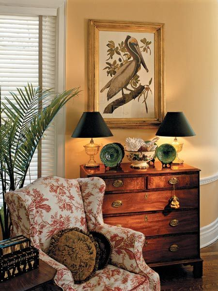 Splendor In The South Home Decor Traditional Decor Decor