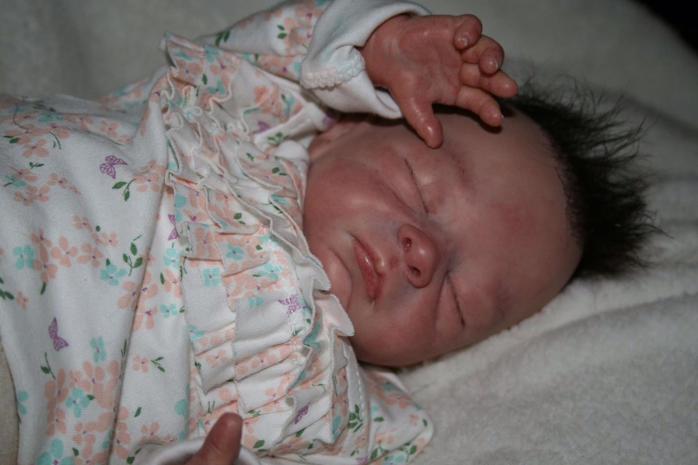 Reborn baby doll just been hand made using only quality new reborn baby doll just been hand made using only quality new materials weight 3lb 12 birth certificatemother aiddatafo Images