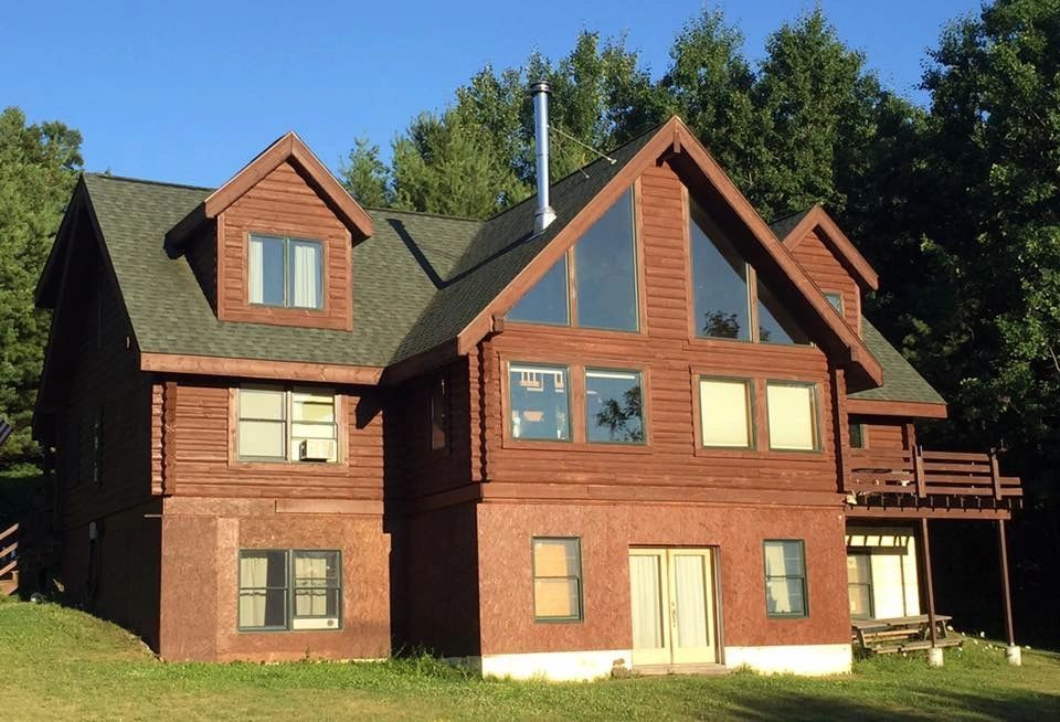 A log home in the heart of the finger lakes log homes