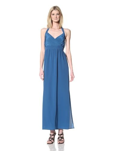 4acd602b8693 60% OFF Akiko Women  s Maxi Dress (Cosmic Blue) Cosmic
