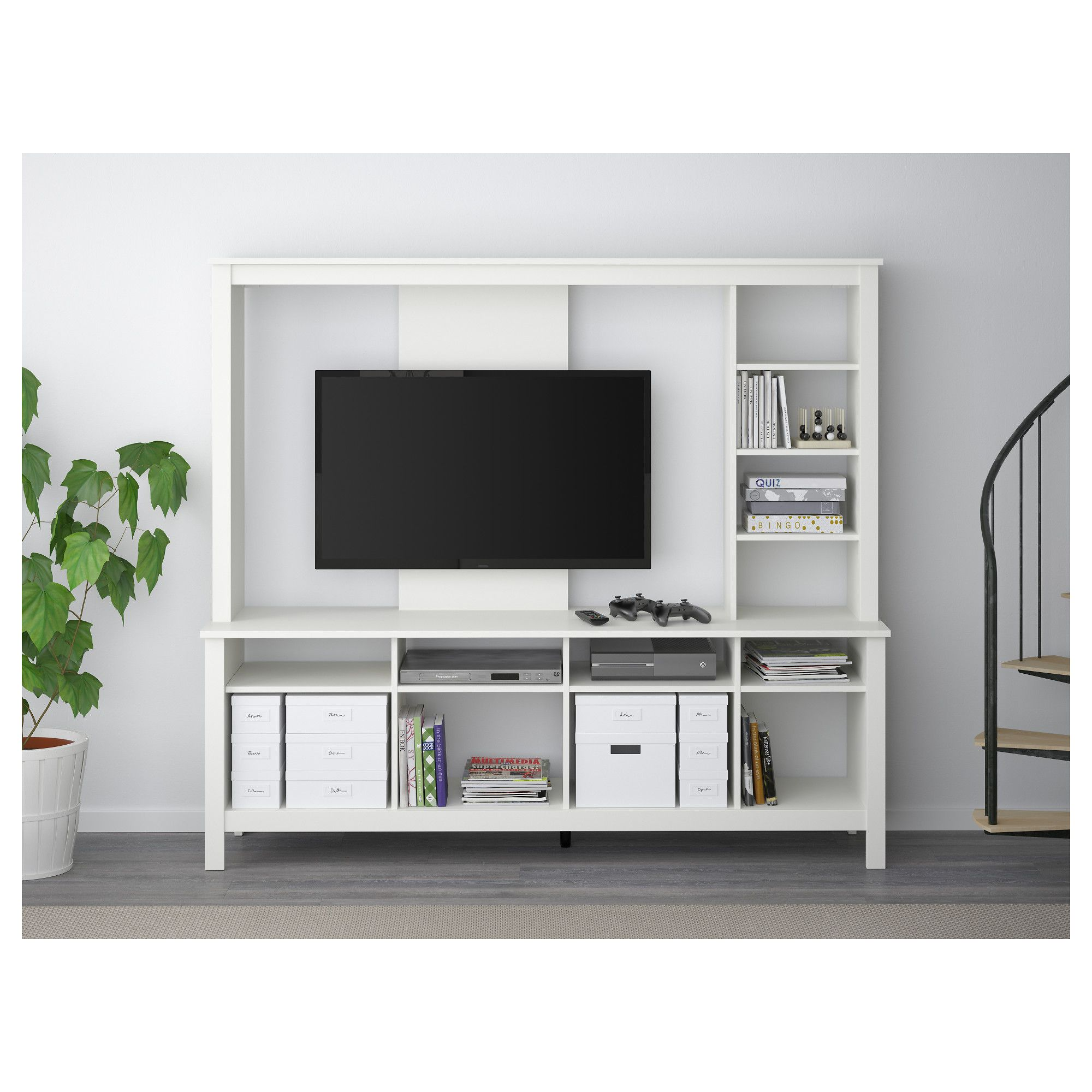Furniture And Home Furnishings Decor Tv Storage Unit