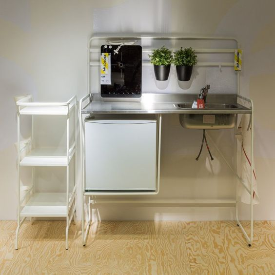 Ikea Mini Kitchen: SUNNERSTA Ikea - Sök På Google