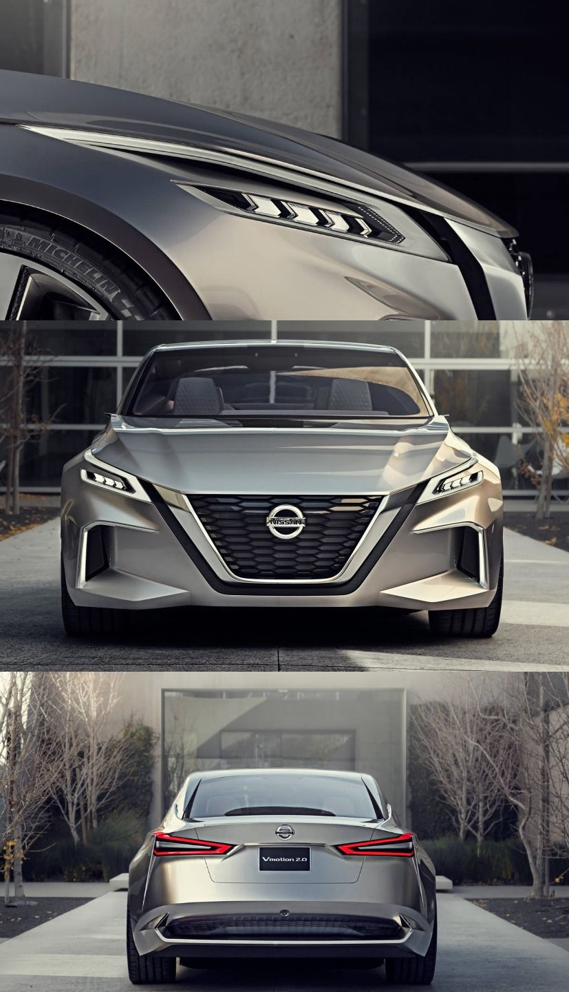 Nissan at the ongoing north american international auto show in detroit showed a head turning concept car the nissan vmotion