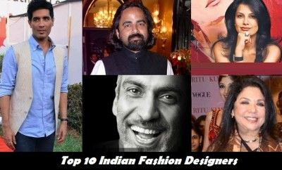 Top 10 Indian Fashion Designers Of The Year Hit List Of The Best Designers Fashion Designers Famous Indian Fashion Designers Indian Fashion
