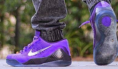 9230449b8e8a ... reduced the sneaker addict nike kobe 9 elite low purple michael jackson  sne. 587c6 8b50a