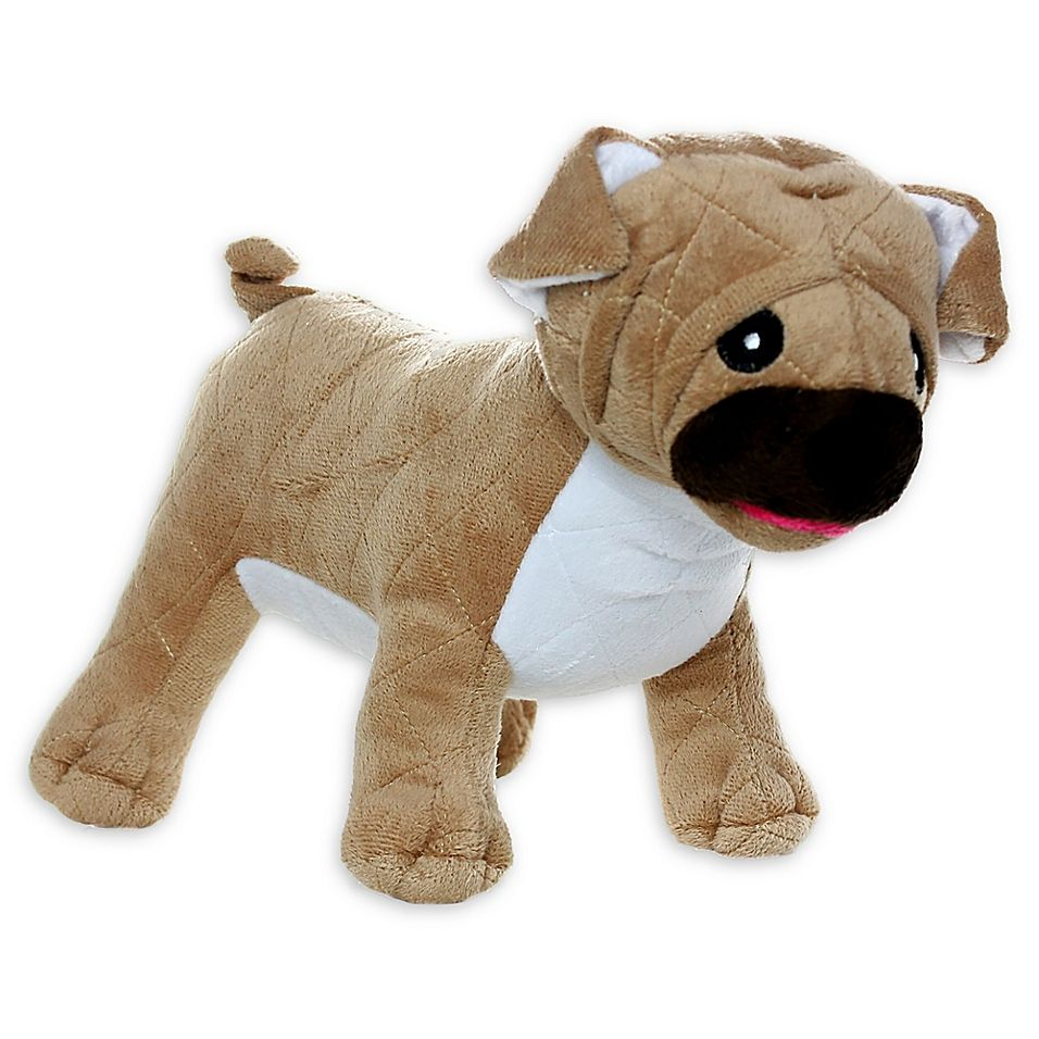 Mighty Farm Pug Dog Toy Brown Products In 2019 Dog Toys Dogs