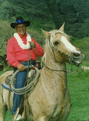 321fe5ef Paniolo Hawaiian Cowboy   Memories of Hawai'i: past, present, and ...