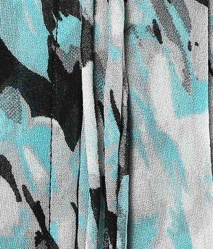Shakumbhari Turquoise Georgette Kurti Price in India - Buy Shakumbhari Turquoise Georgette Kurti Online at Snapdeal