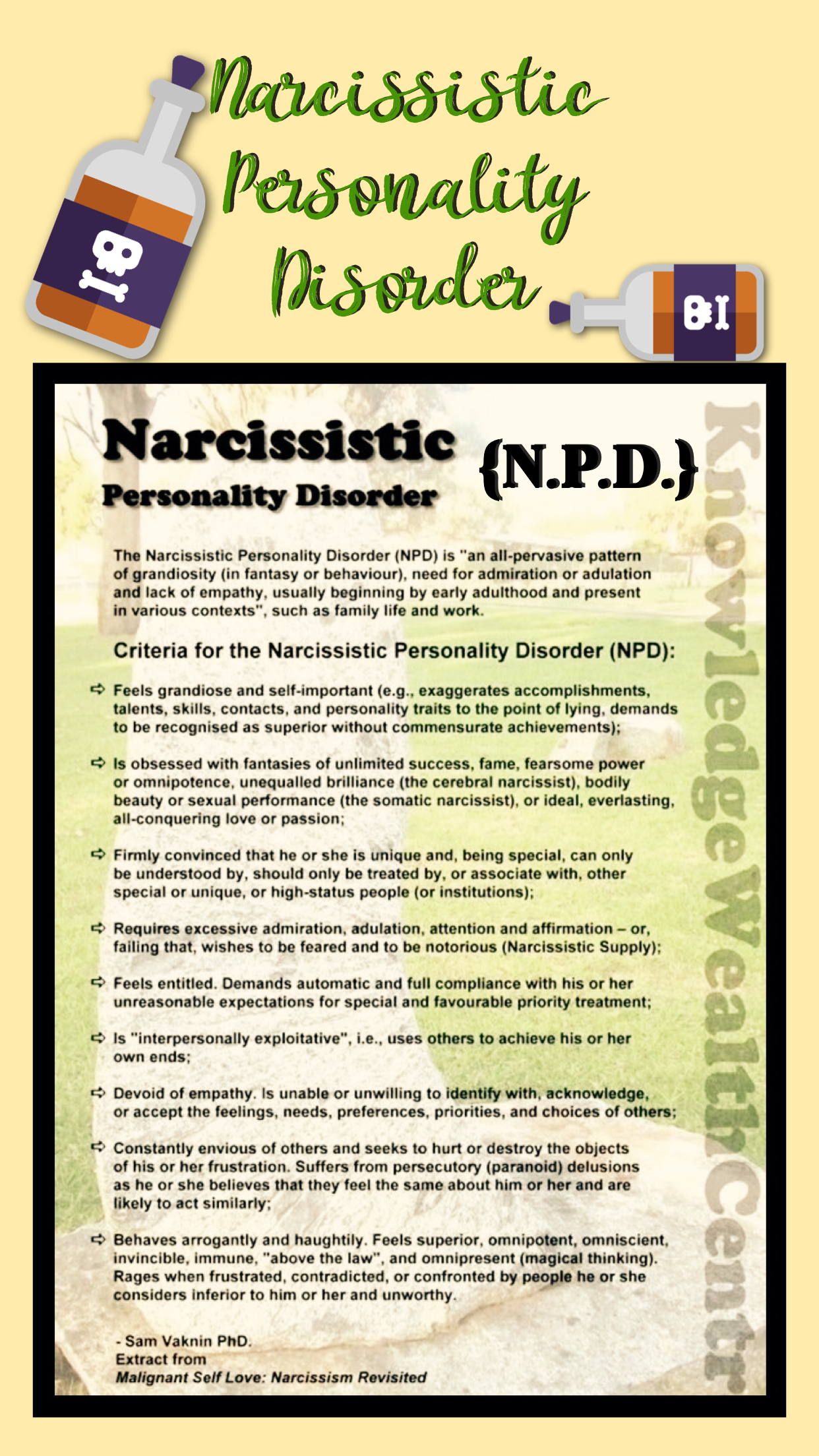 Pin By Tan On No Cure The Narcissist