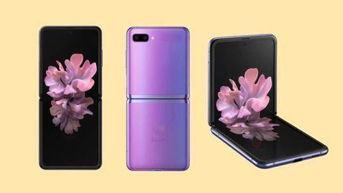Samsung Galaxy Z Flip: Galaxy Fold