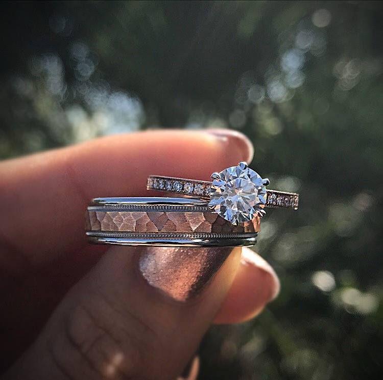 Tacori Rings His Hers Tacori Engagement Rings Tacori Rings