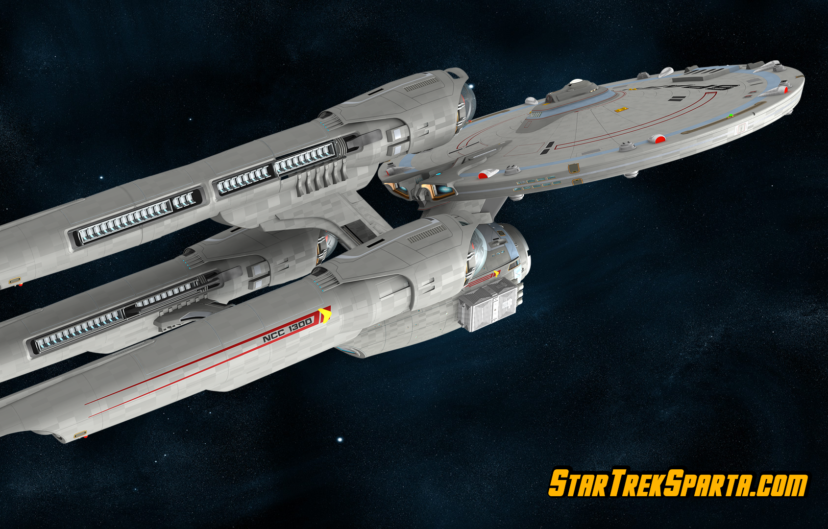 the star ship sparta ncc 1300 from star trek sparta the free webcomic set in the new jj abrams universe www star star trek art star trek rpg star trek ships pinterest