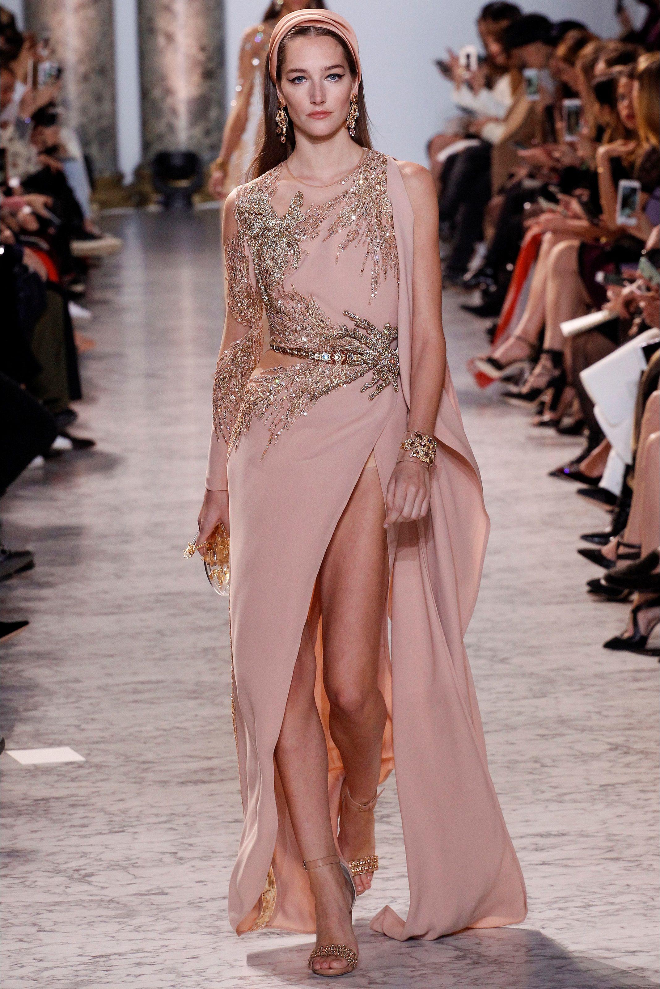 Sfilata Elie Saab Parigi - Alta Moda Primavera Estate 2017 - Vogue ...