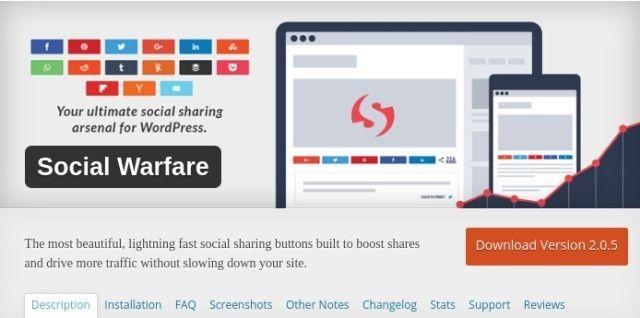 """Résultat de recherche d'images pour """"wordpress warfare social"""""""