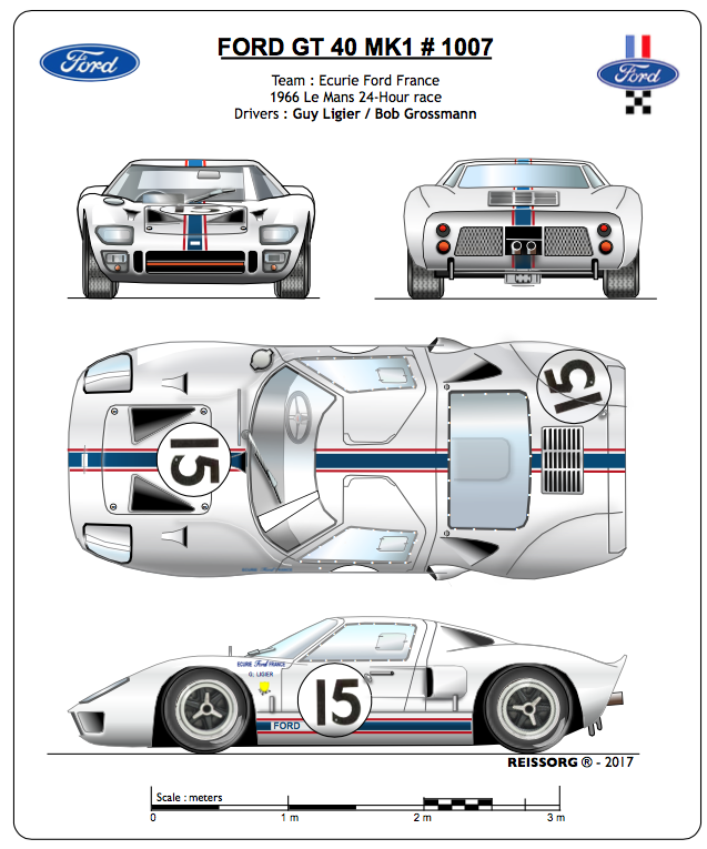 Pin By Ernest Somogy On Ford Gt 40 In 2020 Ford Racing Ford Gt40 Ford Gt