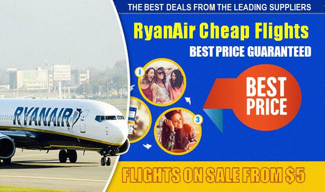 Ryanair Cheap Flights Book Deals Fares In 2020 Cheap Flights Ryanair Flight Reservation