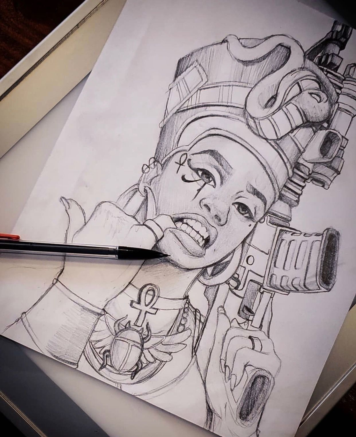 Pin By Inkk By Gee On G Tattoo Design Drawings Egypt Tattoo African Tattoo