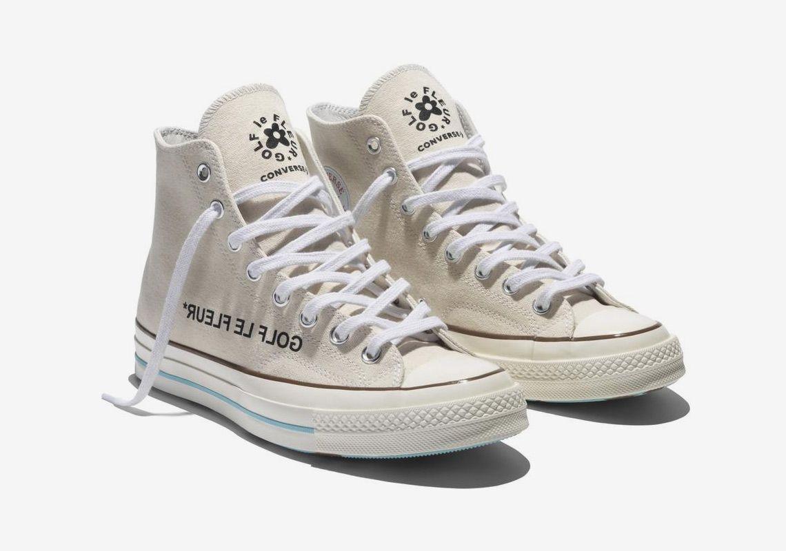 Where To Buy Golf Le Fleur Converse Chuck 70 Tyler The Creator Sneakernews Com Converse Sneakers Chuck Taylors