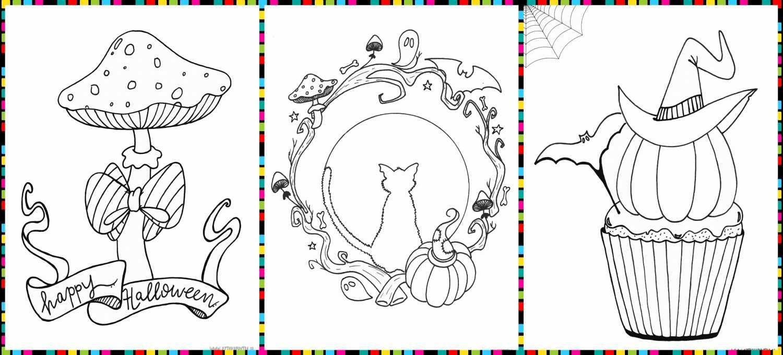Kolorowanki Halloween Chytra Sztuka In 2020 Art Humanoid Sketch