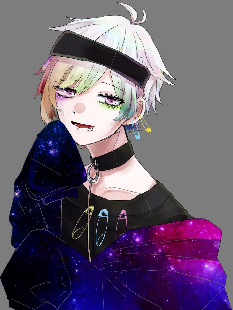 Pin by ⊰Honey Lemon⊱ on Rintarou‼️ Rainbow boys, Anime