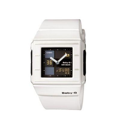 7a56a3cf857 Casio Relógio Baby-G BGA-200-7E2ER (Branco)