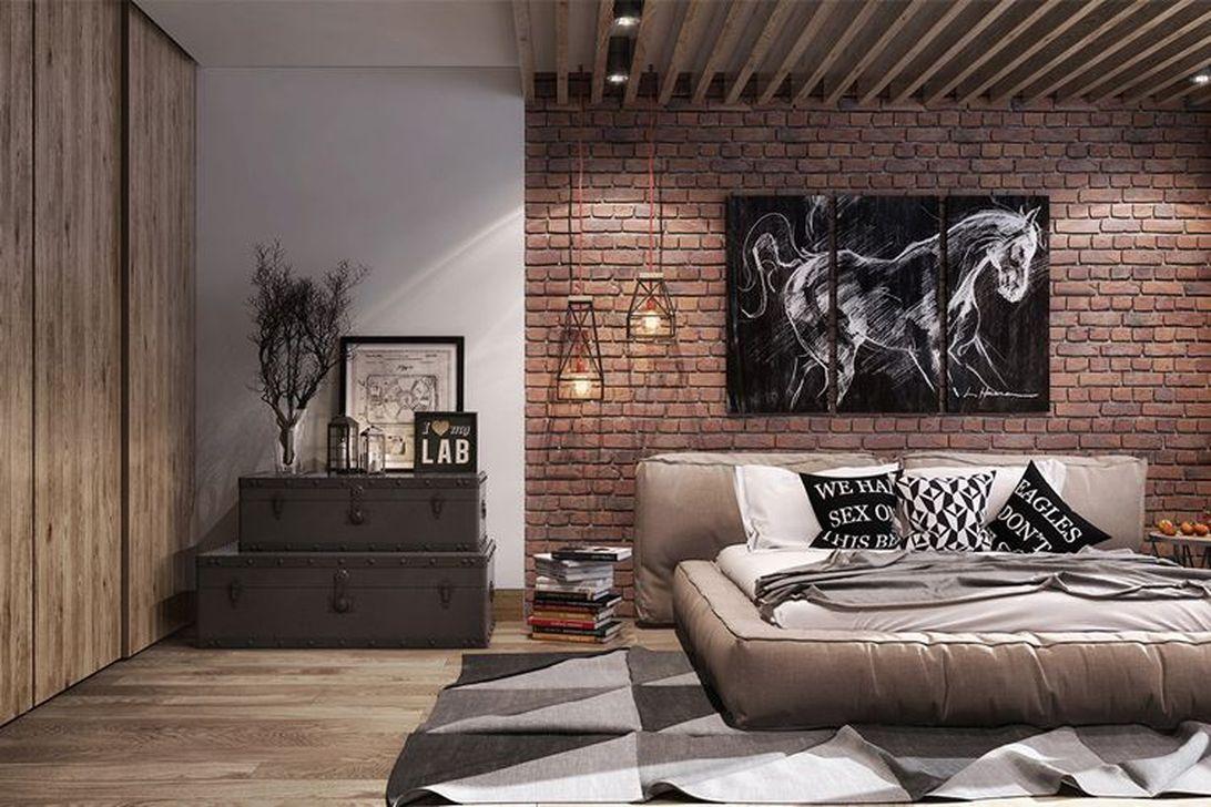 22+ Gentleman male bedroom decor inspirations