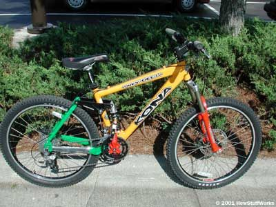 You Can Find Many Mountain Bikes That Feature A Variety Of
