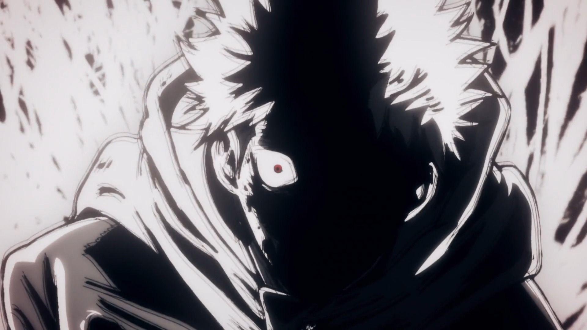 Itadori Yuji Jujutsu Akira Anime Anime