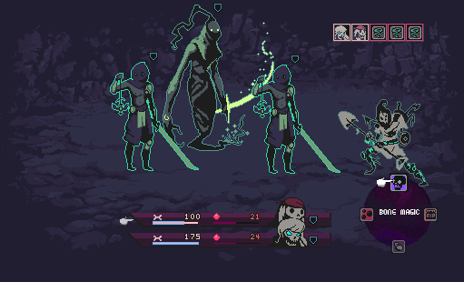 Osteoblasts, an indie RPG game for RPG Maker MV :: rpgmaker