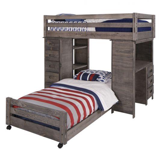 Wrangler Kids Bedroom Furniture Jerome Furniture Bunk Beds