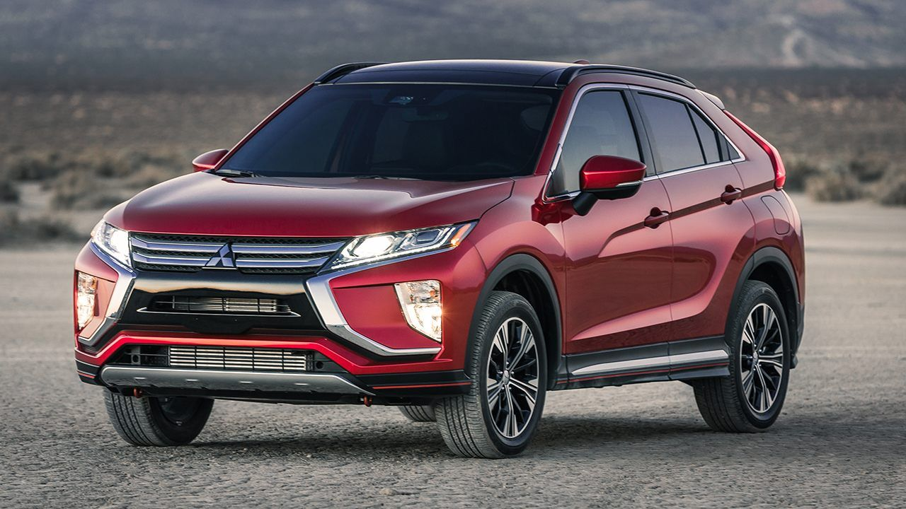 The 2018 Mitsubishi Eclipse Cross Proves Times Have Changed Mitsubishi Eclipse Mitsubishi Mitsubishi Motors