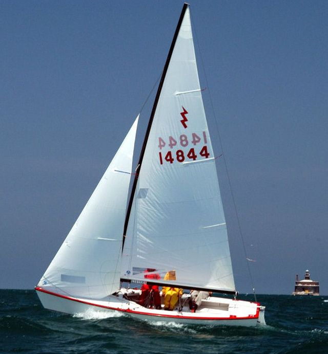 Used Sailboat For Sale Boats Pinterest Lightning Boating And
