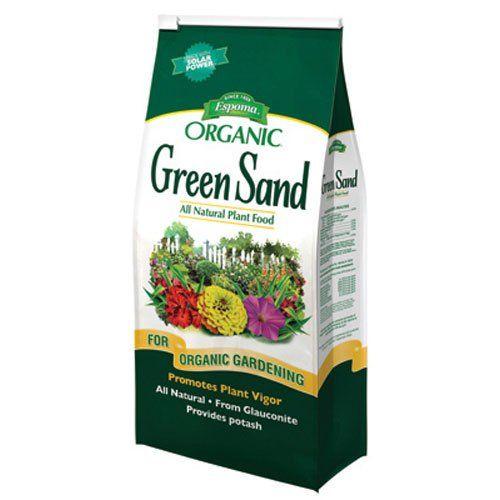 Espoma Gs7 Greensand Soil Conditioner 7 5 Pound Espoma Https