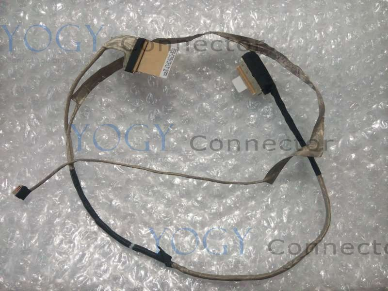 New Dell Inspiron 15 5547 5548 LCD Cable 40pin touch FullHD 0KC6CV DC02001VZ00